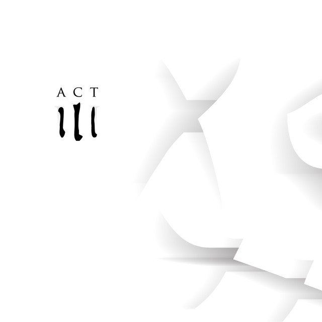 act three cover art